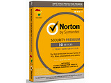 Norton Security Premium / 10 devices / 3 years / 21390906
