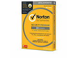 Norton Security Premium / 10 devices / 2 years / 21390870