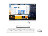 "AIO Lenovo Ideacentre A340-22IGM / 21.5"" FullHD / Intel Pentium J5005 / 4GB DDR4 RAM / 128GB SSD / Intel UHD Graphics 605 / White / Linux/DOS / Windows"