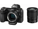 Nikon Z 6 + 24-70mm f4 + FTZ Adapter Kit / VOA020K003