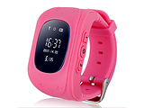 GPS Watch Wonlex Q50 / Pink / Blue / Green / White