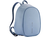 Backpack XD-DESIGN Bobby Elle / anti-theft / Blue / Grey / Cyan