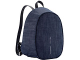 "Backpack XD-DESIGN Bobby Elle 9.7"" / Anti-theft / Blue"