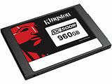 "2.5"" SSD Kingston DC500R Data Center Enterprise / 960GB / SATAIII / 7mm / Phison PS3112-S12DC / 3D NAND TLC / 3D NAND TLC / SEDC500R/960G"