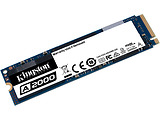 M.2 NVMe SSD Kingston A2000 / 250GB / SATAIII / 7mm / SM2263EN controller / 96-layer 3D NAND TLC / SA2000M8/250G