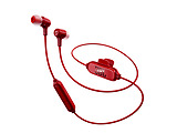 Headphones JBL E25BT / Red / White
