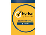 Norton Security Deluxe / 5 devices / 3 years / 21390913