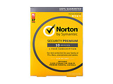 Norton Security Premium / 10 devices / 1 year / 21390883