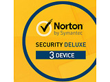 Norton Security Deluxe / 3 devices / 2 years / 21390884