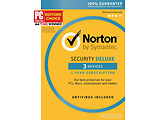 Norton Security Deluxe / 3 devices / 1 year / 21390867