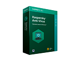 Kaspersky Anti-Virus / 1 Desktop / KL1171XBA / Base / Renewal