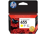 Cartridge HP #655 / Black / Cyan / Magenta / Yellow