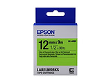 Tape Cartridge EPSON LK4GBF C53S654018 / Green