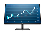 Monitor HP P244 / 23.8'' FullHD IPS / 5ms / 10M:1 / 250cd / 5QG35AS / Black
