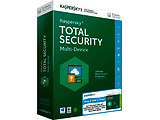 Kaspersky Total Security Multi-Device / 1 Device / KL1919XUA / Base / Renewal