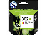 Cartridge HP 302XL / Black / Color
