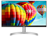 "Monitor LG 24MK600M / 23.8"" IPS LED Full-HD / 5ms GtG / Black / White"