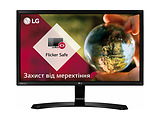 "Monitor LG 24MP58VQ-P / 23.8""W IPS LED Full-HD / 5ms GtG / Black"