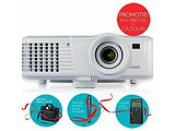 MMProjector Canon LV-WX320 + Gift Kit / White