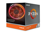 CPU AMD Ryzen 9 3900X 12C/24T L2 6MB L3 64MB 7nm 105W / Box