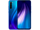 GSM Xiaomi Redmi Note 8 / 4Gb / 64Gb / Black / Blue / White