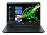 "Laptop ACER Aspire A315-54-34MR / 15.6"" FullHD / Intel Core i3-8145U / 8Gb DDR4 RAM / 256GB SSD / Intel HD Graphics 620 / Linux / NX.HEFEU.034 / Black"