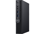PC DELL OptiPlex 3070 MFF / i3-9100T / 8GB DDR4 RAM / 256GB SSD / InteI UHD630 Graphics / 65W PSU / Black / Windows