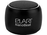 Elari Nanobeat Bluetooth TWS Speaker / Black