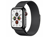 Apple Watch 5 44mm GPS LTE Milanese Loop / Black