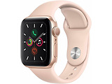 Apple Watch 5 40mm GPS + LTE / Gold