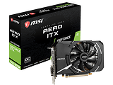 MSI GeForce GTX 1660 SUPER AERO ITX 6G OC 6GB DDR6 192Bit