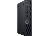 PC DELL OptiPlex 3070 MFF / i3-9100T / 4GB DDR4 RAM / 128GB SSD / InteI UHD630 Graphics / 65W PSU / Black / Linux/DOS / Windows
