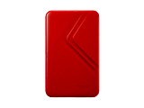 Apacer AC236 1.0TB Ultra-Slim Portable Hard Drive AP1TBAC236 / Black / Blue / Yellow / Red