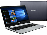 "Laptop ASUS X507MA / 15.6"" FullHD / Pentium N5000 / 4Gb RAM / 1.0TB HDD / Intel HD Graphics / Endless OS / Grey + Gift"