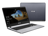 "ASUS X507UA / 15.6"" FullHD / Intel Pentium 4417U / 4Gb RAM / 1.0TB HDD / Intel HD Graphics / Endless OS / Grey"