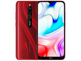 GSM Xiaomi Redmi 8 / 4Gb / 64Gb / Black / Blue / Red