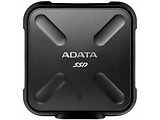ADATA SD700 Portable SSD 512GB USB3.1/Type-C / Black