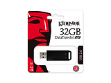 Kingston DT20/32GB 32GB USB2.0 DataTraveler DT20 Black