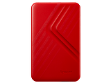 Apacer AC236 2.0TB Ultra-Slim Portable Hard Drive AP2TBAC236 / Red / Black / Yellow