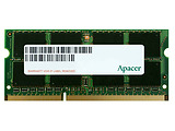 RAM SODIMM Apacer / 4Gb / DDR3 / 1600MHz / PC12800 / CL11 / 1.35V