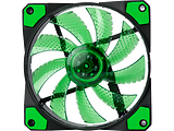 MARVO FN-10 Case Fan 120x120x25mm Green