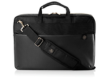 HP 15.6 Duotone Gold Briefcase 4QF94AA / Black