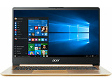 "Acer Swift 1 / 14.0"" IPS FullHD / Pentium Silver N5000 / 4Gb DDR4 / 256Gb SSD / Intel UHD Graphics 605 / Linux / SF114-32 / Silver / Gold / Black"