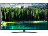 "LG 55SM8600PLA 55"" Flat Nano Cell display 4K UHD SMART TV / Black"