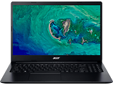 "Laptop ACER Aspire A315-34 / 15.6"" FullHD / Intel Celeron N4000 / 4GB DDR4 RAM / 128GB SSD / Intel UHD Graphics 600 / Linux / NX.HE3EU.015 / Black"