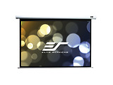 "Elite Screens 135"" 274x206cm VMAX2 Series Electric Screen with IR/Low Voltage 3-way wall box VMAX135XWV2 / White"