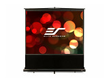 "Elite Screens 100"" 203x152cm ez Cinema Series Telescoping Pull Up Series F100NWV / Black"