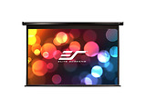 "Elite Screens 100"" 124,5x221,5cm Spectrum Series Electric Screen with IR/Low Voltage 3-way wall box ELECTRIC100H / Black"