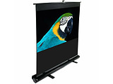 "Elite Screens 84"" 177x128cm ez Cinema Series Telescoping Pull Up Series F84NWV / Black"