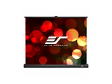 "Elite Screens 35"" , 72x54cm, Pico Fixed Frame Ultramobile Screen PC35W / Black"